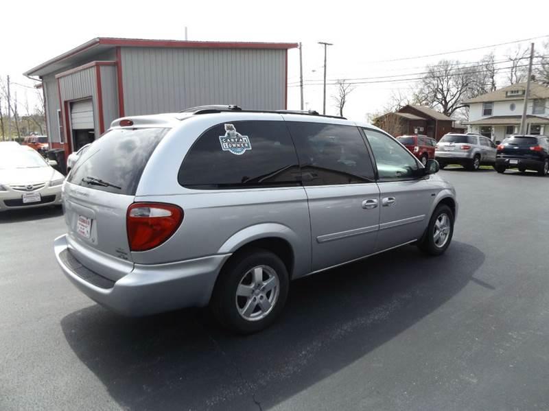 2007 Dodge Grand Caravan SXT 4dr Extended Mini-Van - Lima OH