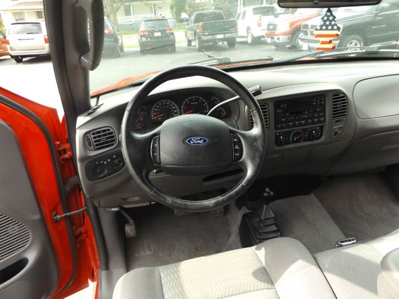 2003 Ford F-150 4dr SuperCab XLT 4WD Flareside SB - Lima OH