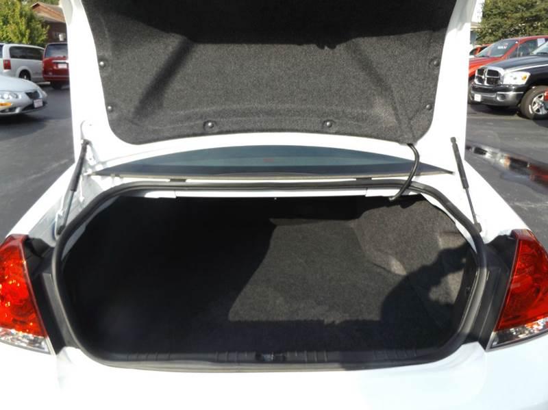 2012 Chevrolet Impala LS Fleet 4dr Sedan - Lima OH