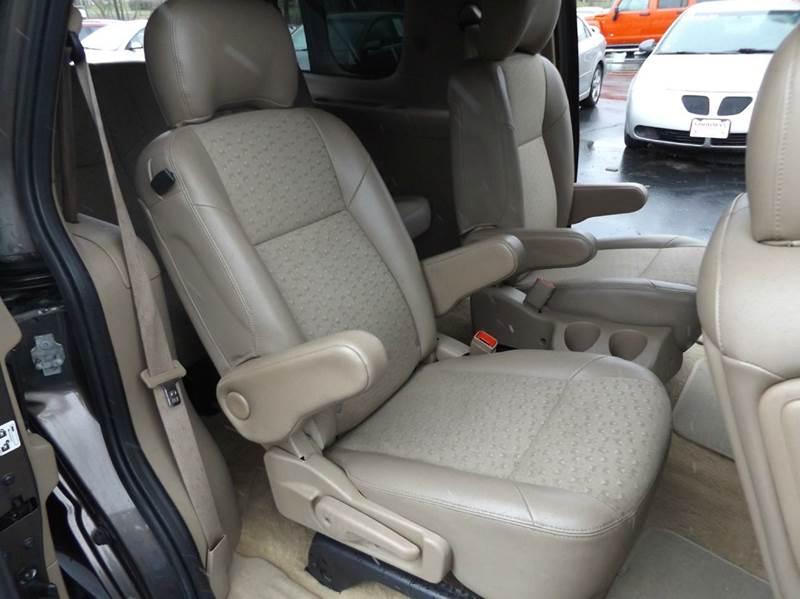 2008 Chevrolet Uplander LT 4dr Extended Mini-Van - Lima OH