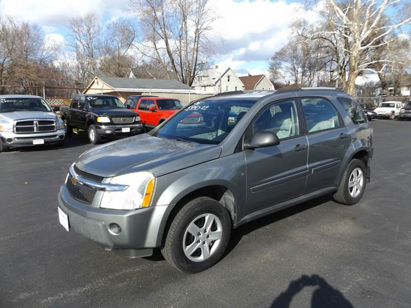 2006 chevrolet equinox awd ls 4dr suv in lima oh goodman. Black Bedroom Furniture Sets. Home Design Ideas