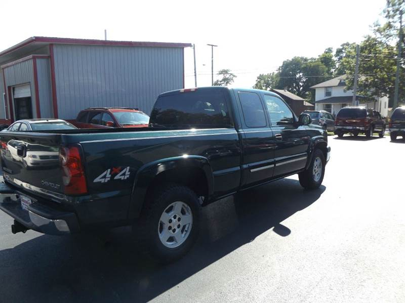 2005 Chevrolet Silverado 1500 4dr Extended Cab LS 4WD SB - Lima OH