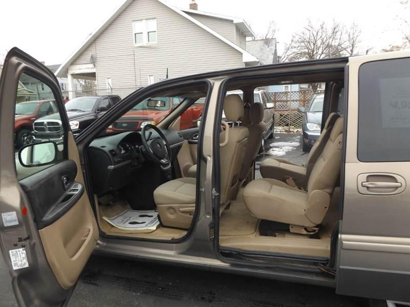 2006 Pontiac Montana SV6 4dr Mini-Van - Lima OH