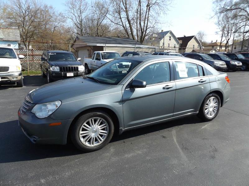 2008 Chrysler Sebring Touring 4dr Sedan - Lima OH
