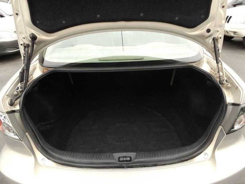 2008 Mazda MAZDA6 i Sport 4dr Sedan - Lima OH
