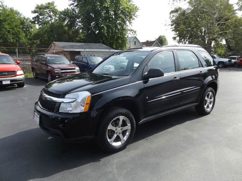 2007 chevrolet equinox ls 4dr suv in lima oh goodman. Black Bedroom Furniture Sets. Home Design Ideas