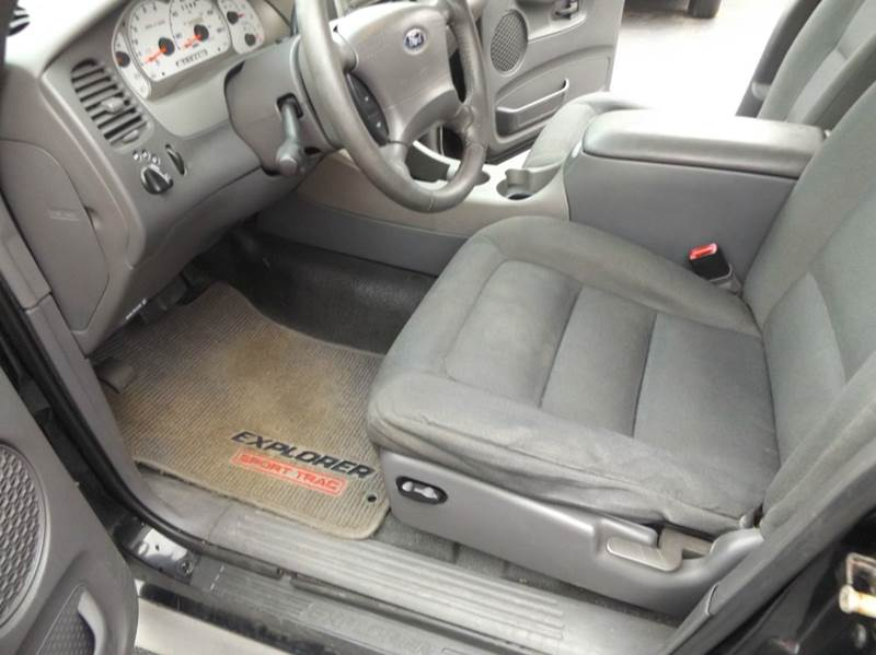 2001 Ford Explorer Sport Trac 4dr 4WD Crew Cab SB - Lima OH