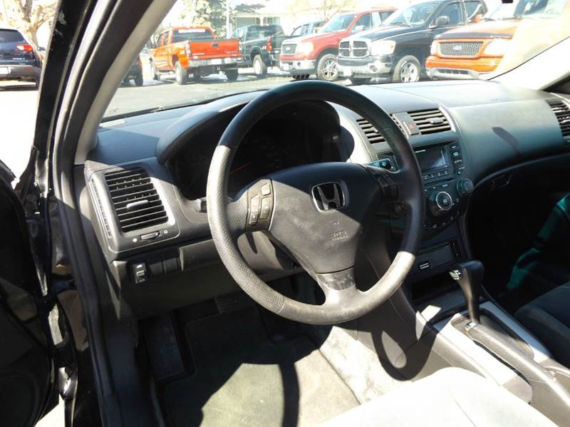 2003 Honda Accord EX 2dr Coupe - Lima OH