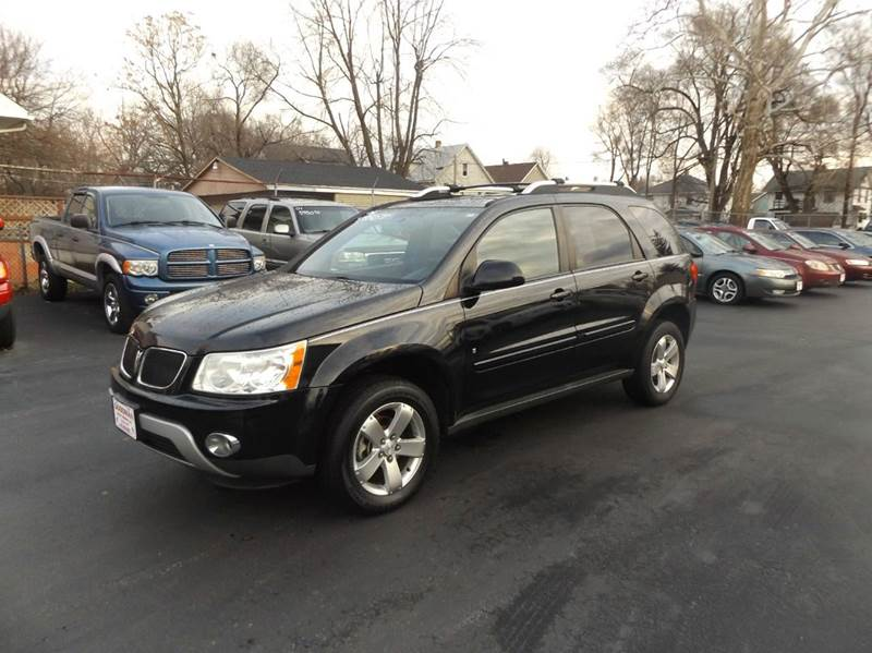 2006 Pontiac Torrent 4dr SUV - Lima OH
