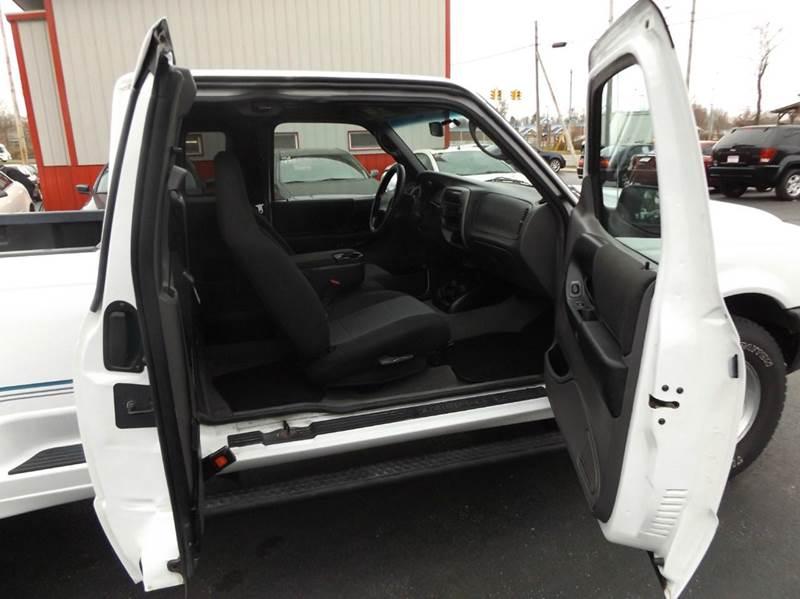 2003 Ford Ranger 4dr SuperCab XLT 4WD SB - Lima OH