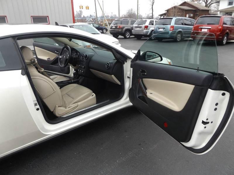 2008 Pontiac G6 GT 2dr Coupe - Lima OH