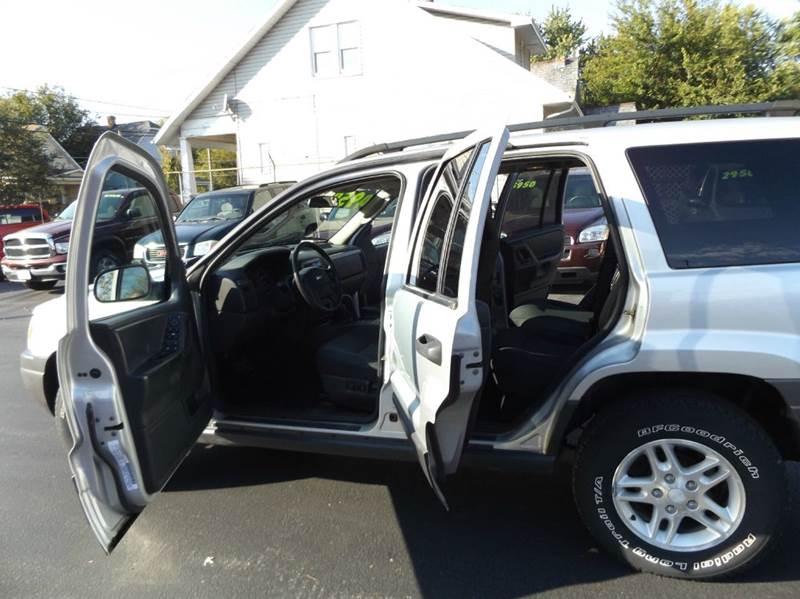 2004 Jeep Grand Cherokee 4dr Laredo 4WD SUV - Lima OH