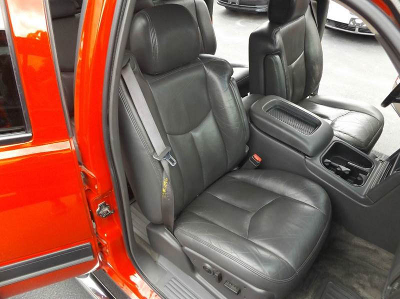 2003 Chevrolet Silverado 1500HD 4dr Crew Cab LT 4WD SB - Lima OH
