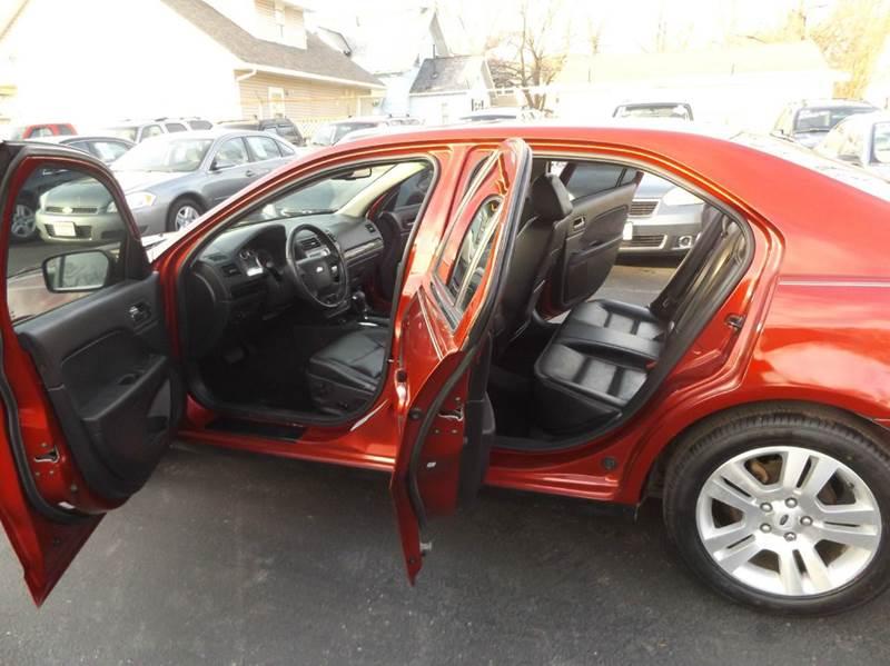 2006 Ford Fusion I4 SEL 4dr Sedan - Lima OH