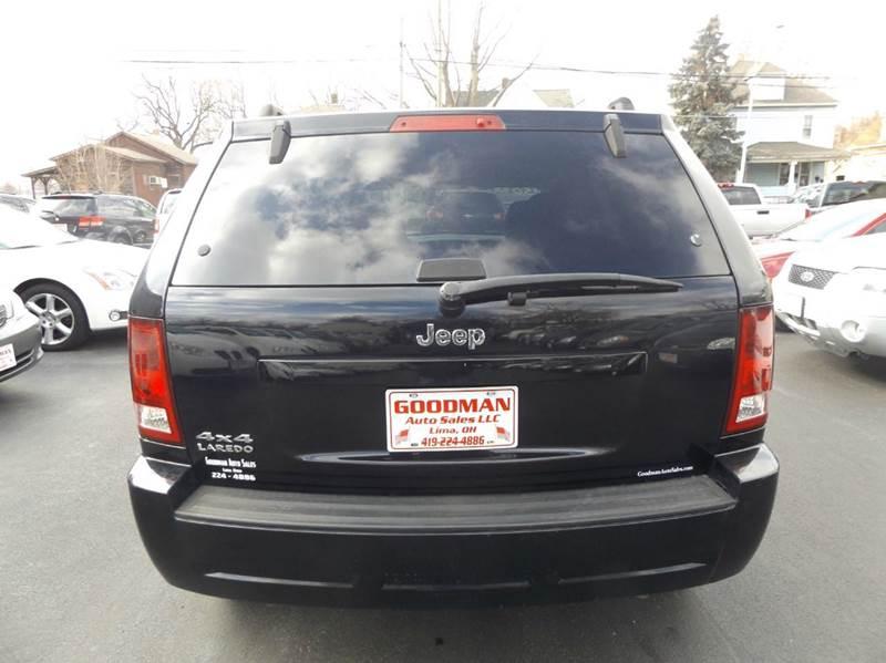 2007 Jeep Grand Cherokee Laredo 4dr SUV 4WD - Lima OH
