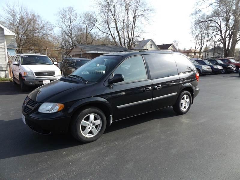 2007 Dodge Caravan SXT 4dr Mini-Van - Lima OH