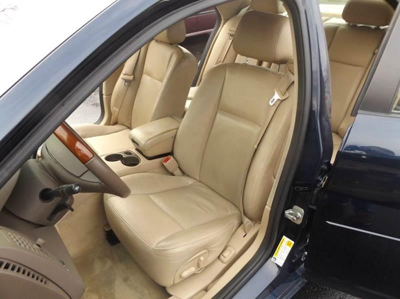 2007 Cadillac CTS 4dr Sedan (3.6L V6) - Lima OH