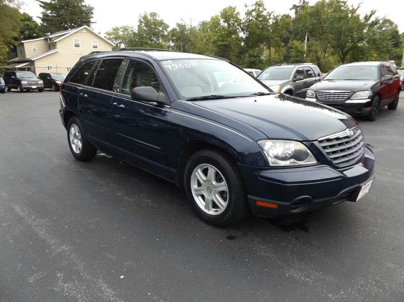 2005 Chrysler Pacifica AWD 4dr Wagon - Lima OH
