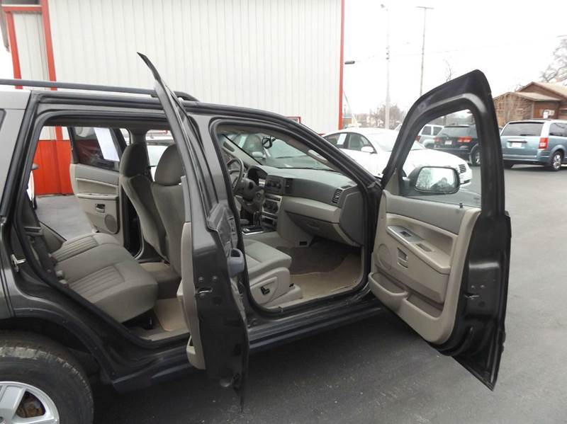 2005 Jeep Grand Cherokee 4dr Laredo 4WD SUV - Lima OH