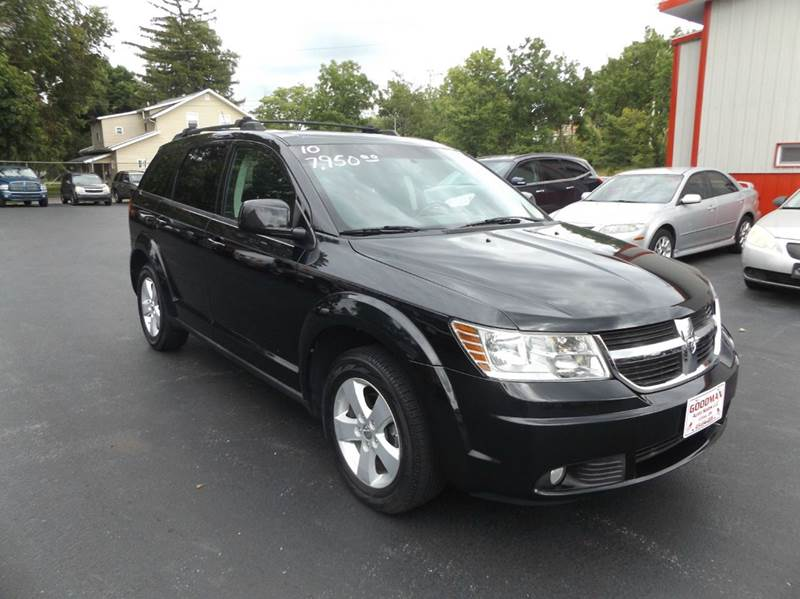 2010 Dodge Journey SXT 4dr SUV - Lima OH