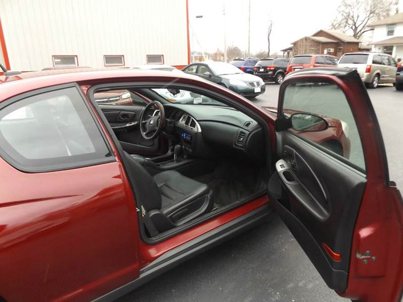 2006 Chevrolet Monte Carlo LT 2dr Coupe w/3LT - Lima OH