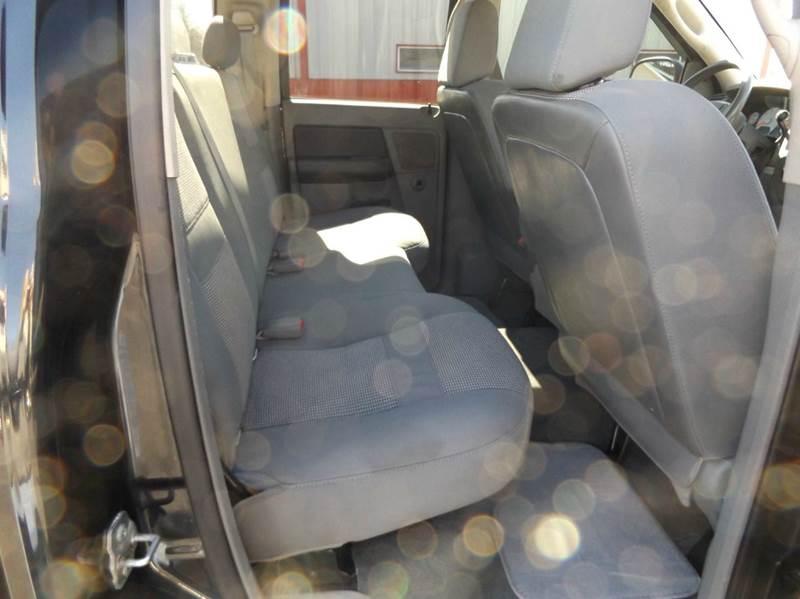 2007 Dodge Ram Pickup 1500 SLT 4dr Quad Cab 4WD LB - Lima OH