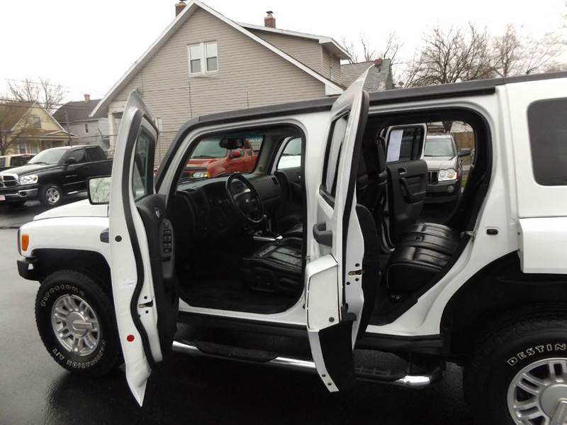 2008 HUMMER H3 4x4 4dr SUV - Lima OH