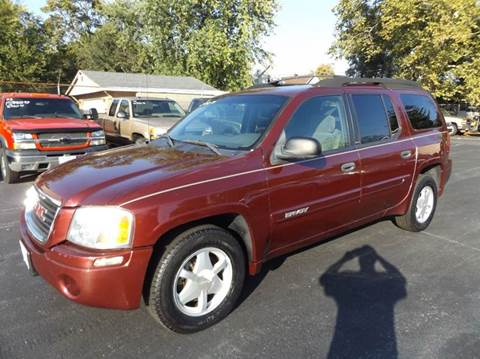 2003 GMC Envoy XL for sale in Lima, OH