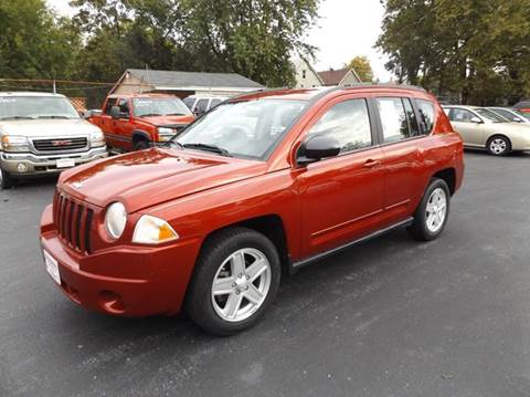 2010 Jeep Compass for sale in Lima, OH