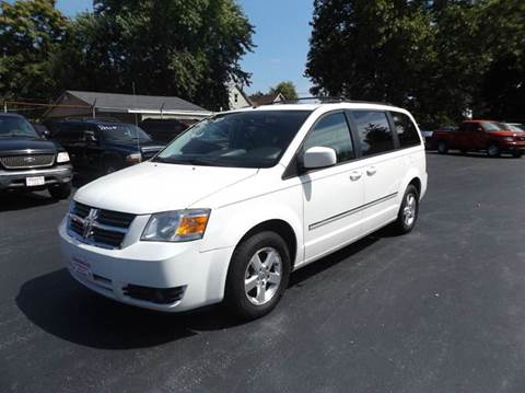 2008 Dodge Grand Caravan for sale in Lima, OH