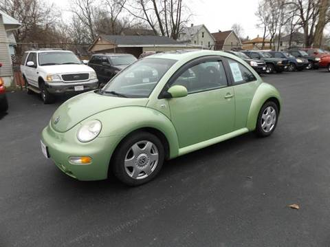 2001 Volkswagen New Beetle for sale in Lima, OH