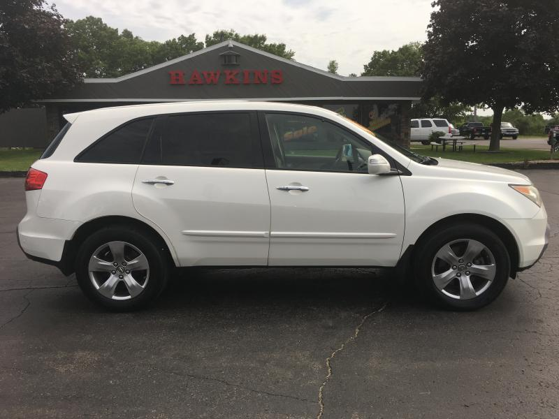 2007 Acura MDX SH-AWD 4dr SUV w/Sport and Entertainment Package - Hillsdale MI