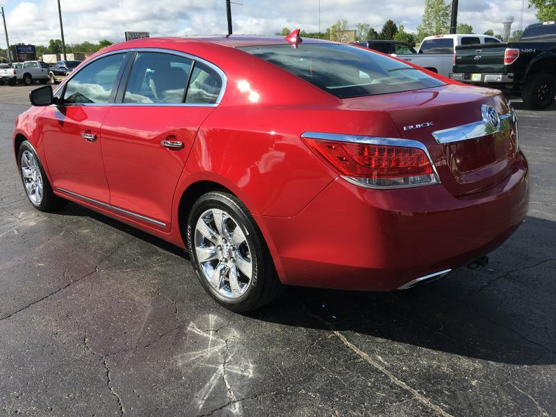 2012 Buick LaCrosse Leather 4dr Sedan - Hillsdale MI