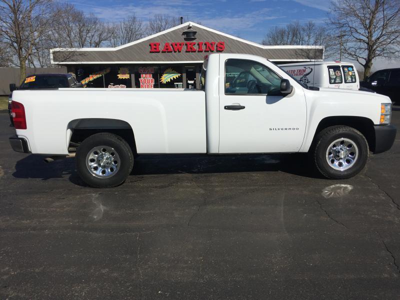2012 Chevrolet Silverado 1500 Wt Long In Hillsdale Mi