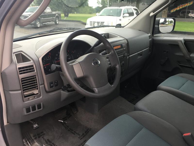 2006 Nissan Titan XE 4dr King Cab 4WD SB - Hillsdale MI
