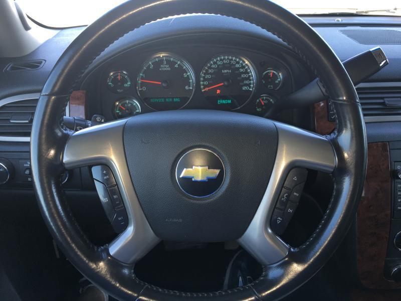 2011 Chevrolet Avalanche 4x4 LTZ 4dr Crew Cab Pickup - Hillsdale MI