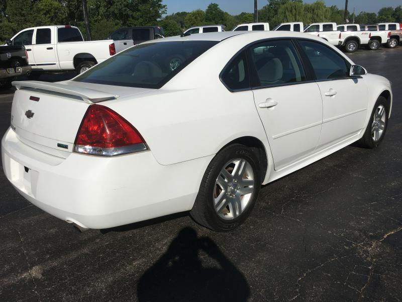 2012 Chevrolet Impala LT Fleet 4dr Sedan - Hillsdale MI