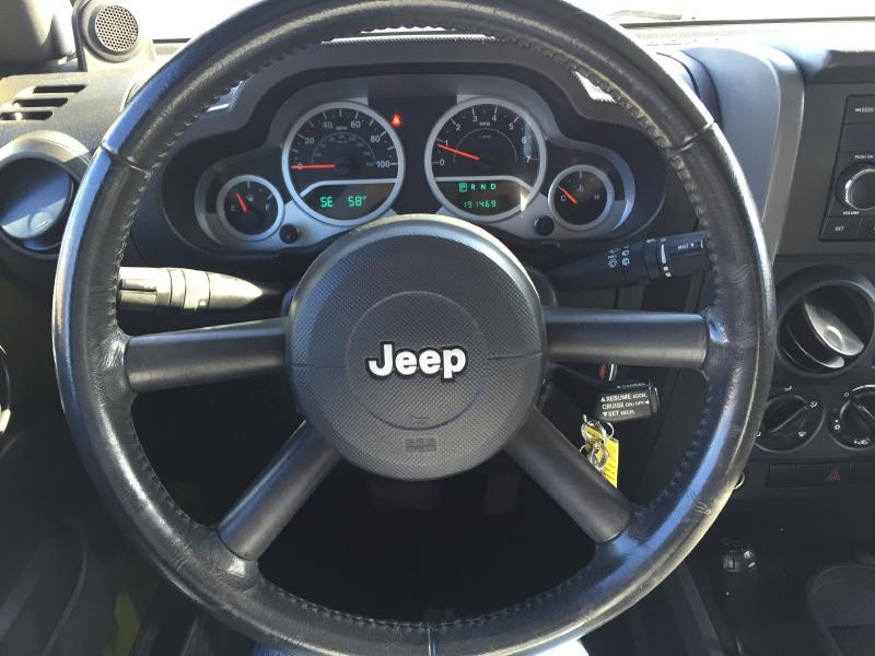 2007 Jeep Wrangler Unlimited 4x4 Sahara 4dr Suv In