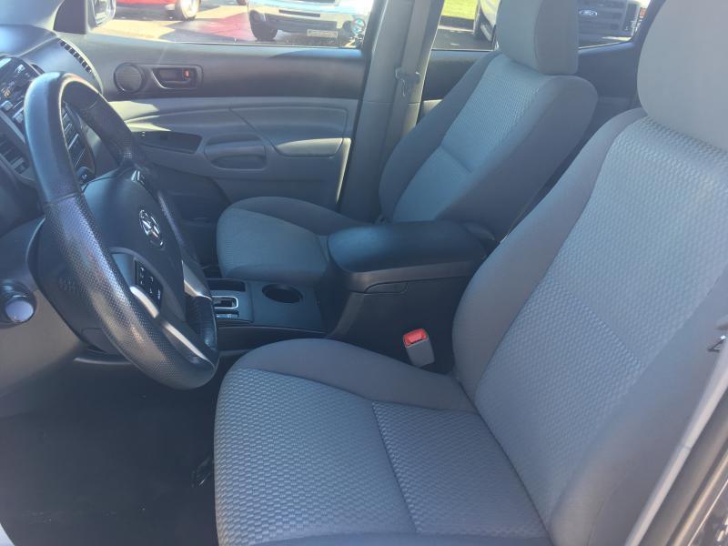 2012 Toyota Tacoma 4x4 V6 4dr Double Cab 6.1 ft LB 5A - Hillsdale MI
