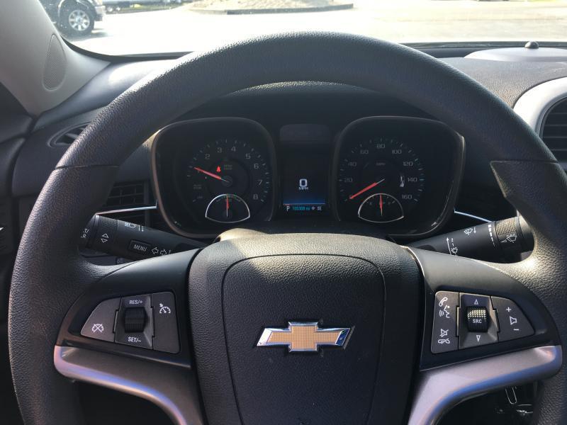 2013 Chevrolet Malibu Eco 4dr Sedan w/1SA - Hillsdale MI