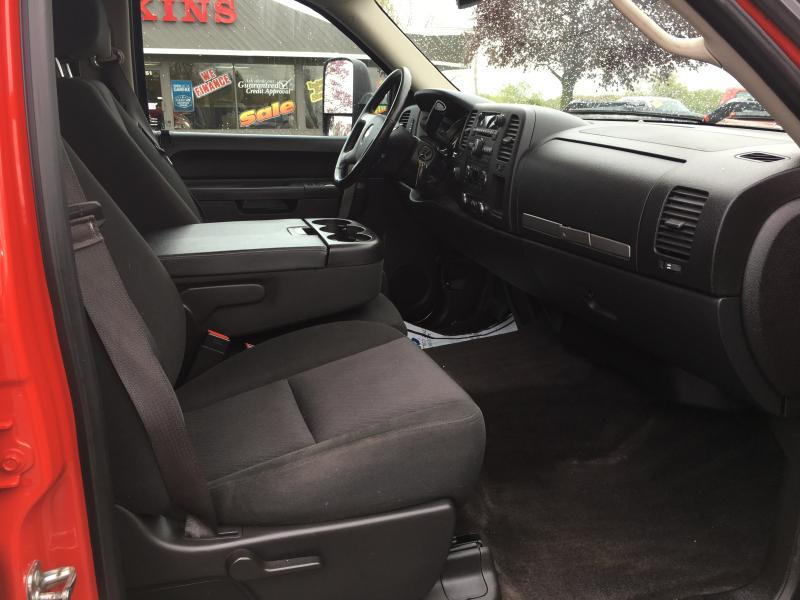 2013 Chevrolet Silverado 2500HD  HEAVY DUTY LT - Hillsdale MI