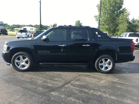 2011 Chevrolet Avalanche for sale in Hillsdale, MI