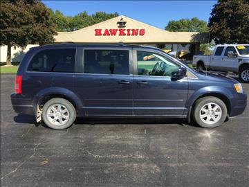 2008 Chrysler Town and Country for sale in Hillsdale, MI