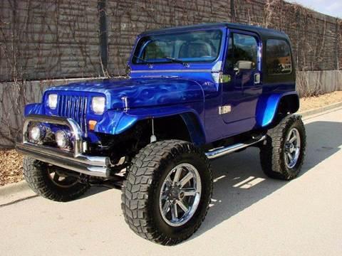 1995 Jeep Wrangler for sale in Privateseller, MI