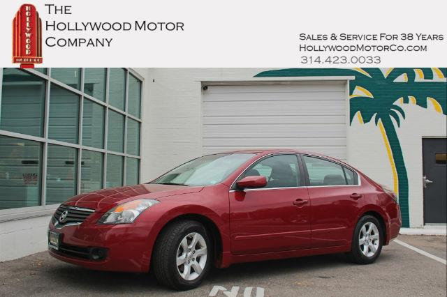 2007 nissan altima for sale Hollywood motors st louis mo