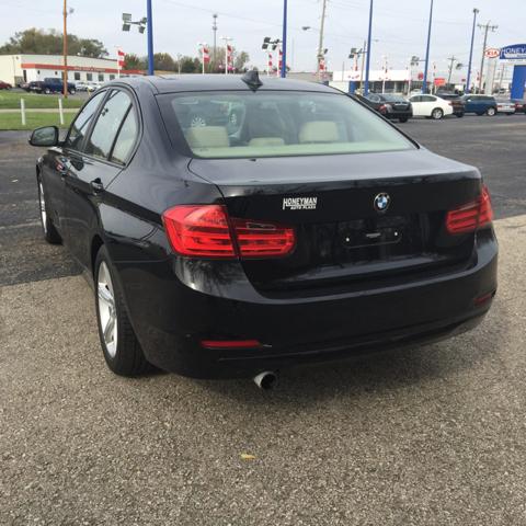 2014 BMW 3 Series 320i 4dr Sedan - Topeka KS