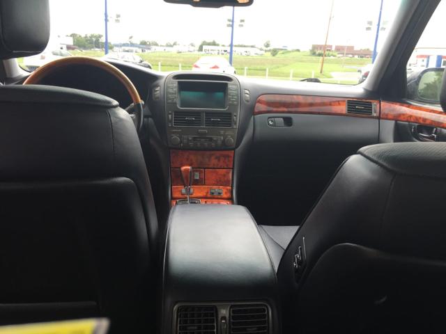 2005 Lexus LS 430 Base 4dr Sedan - Topeka KS