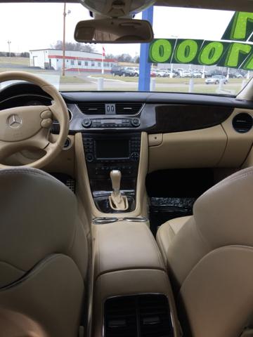 2007 Mercedes-Benz CLS CLS 63 AMG 4dr Sedan - Topeka KS