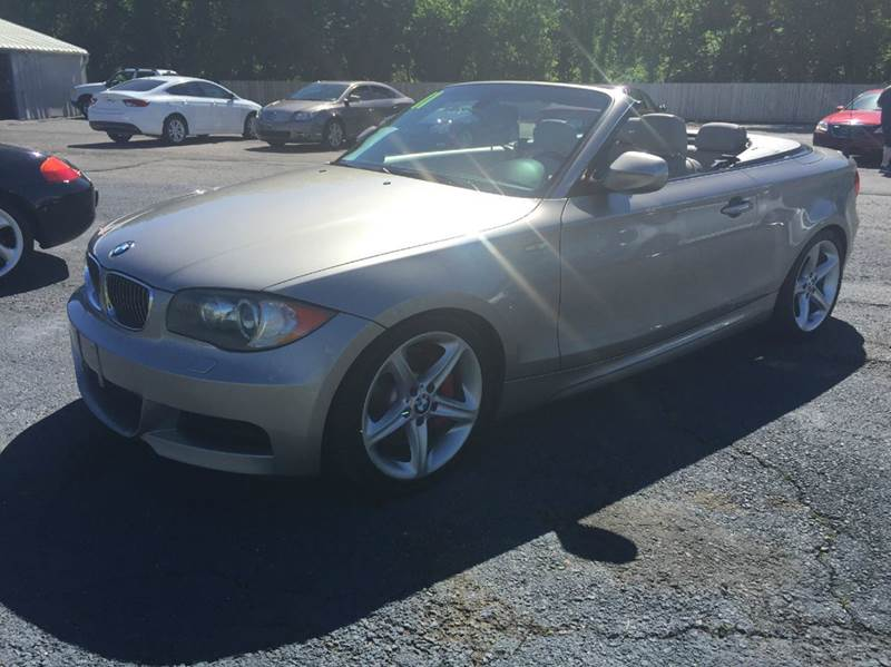 2011 BMW 1 Series 135i 2dr Convertible - Topeka KS
