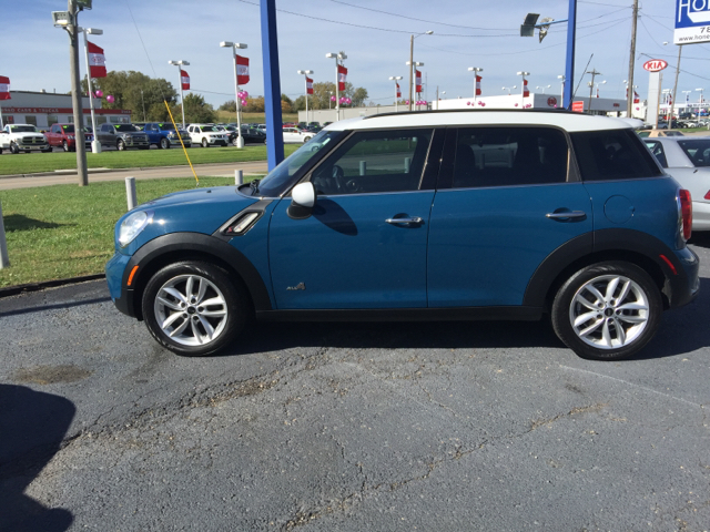 2012 MINI Cooper Countryman S ALL4 AWD 4dr Crossover - Topeka KS